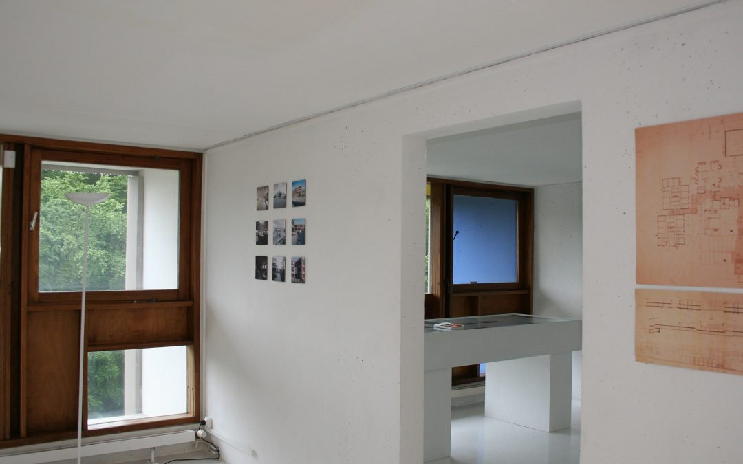 Robert Joly, architecte-urbaniste : pratiques protéiformes